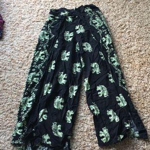 Elephant pants!